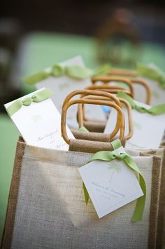 Creative Events Asia Destination Wedding Welcome Bag Ideas