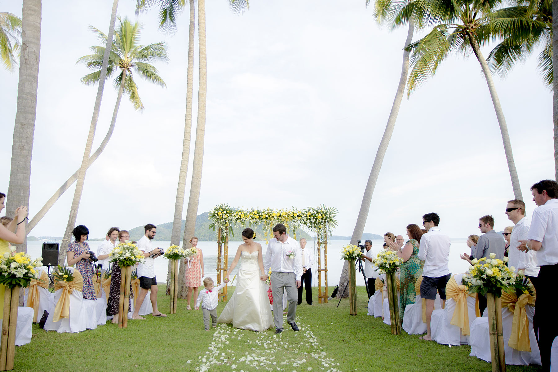 Creative events asia best phuket resorts for weddings for Where to go for a honeymoon